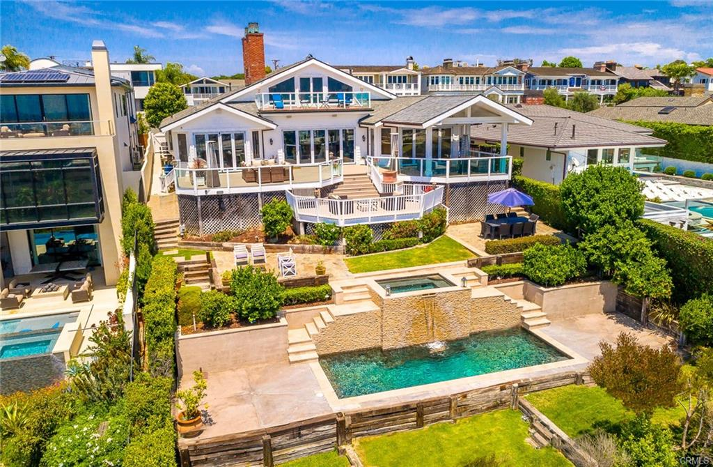 Leo Chen Real Estate Group Newport Beach Homes with a Pool